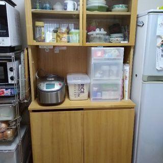 無印良品 食器棚 再値下げ!の画像