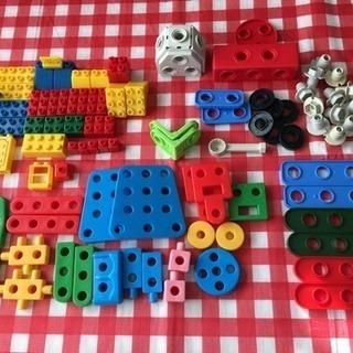 ☆処分!組み立て玩具セット