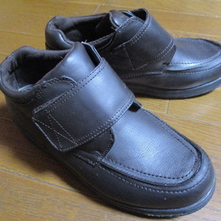 中古品 紳士用 冬靴26.5cm - 旭川市