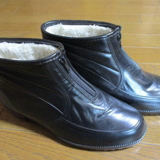 ほぼ新品 紳士用 防寒靴 27cm