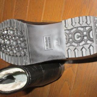 ほぼ新品 紳士用 防寒靴 27cm - 売ります・あげます