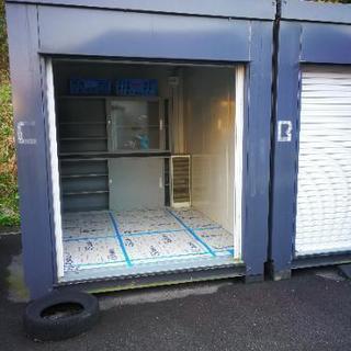 鈴鹿市高岡台ガレージ物置 レンタル収納、初期費用なし レンタルガレ...
