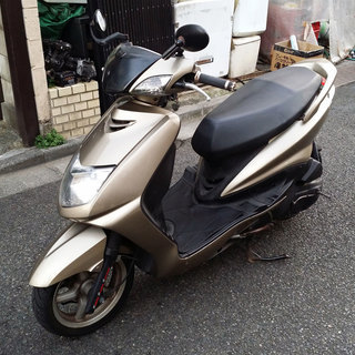 世田谷バイク屋より ヤマハ シグナスX 125 エンジン・駆動系チ...
