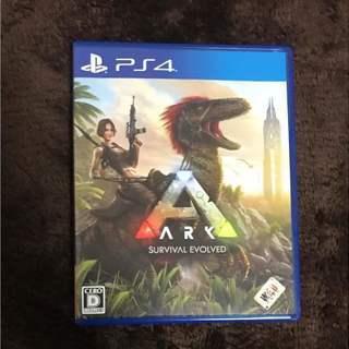 【超美品】PS4 ARK:Survival Evolved(アーク)