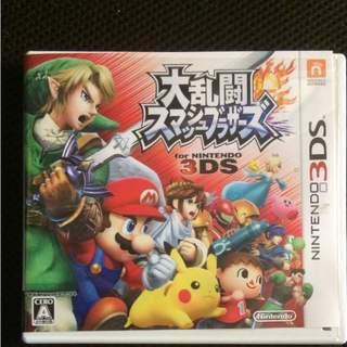 【美品】3DS大乱闘スマッシュブラザーズ for ニンテンドー3DS