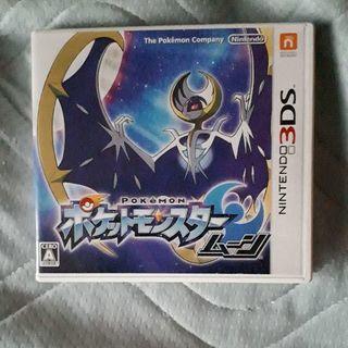 3DSポケットモンスター ムーン