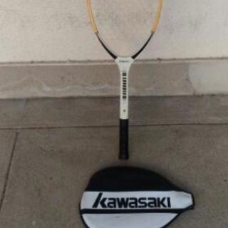 軟式テニスラケット中古