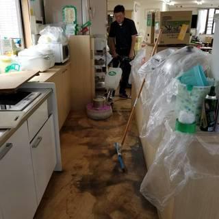 お掃除全般お任せ下さい!地元大阪を中心に安心と信頼、そして納得の...