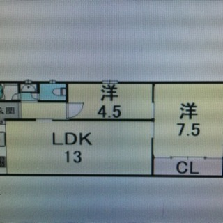 ペット相談!リノベーション2LDK物件!!