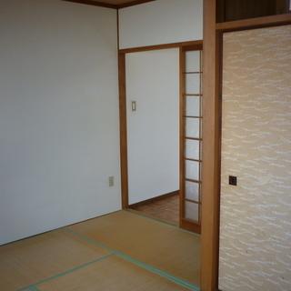 生駒駅北口より徒歩5分 静かな環境のエリア 部屋を DIY 可能