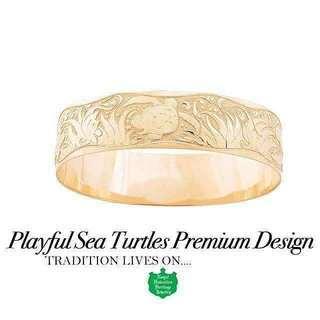 Playful Seaturtles Premium Desig...