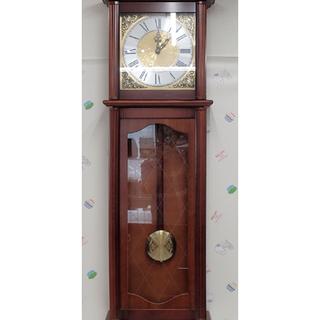 ♪シチズン/リズム時計工業 掛時計 柱時計タイプ♪