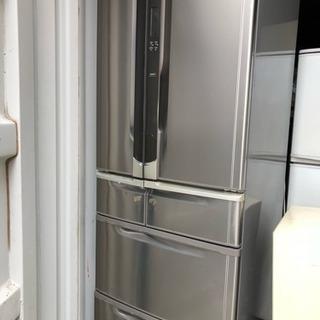 東芝415L冷蔵庫