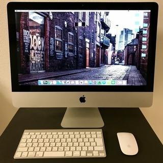 【美品】APPLE iMac IMAC ME086J/A 21.5...