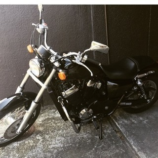 ホンダ バイク VT400S