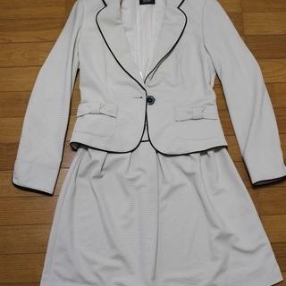 ニッセン 女性 スーツ 新古品