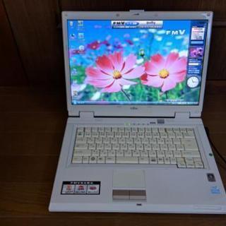 Office付パソコンFMVNFB40