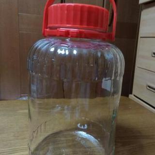 梅酒、果樹酒、8リットルガラス瓶