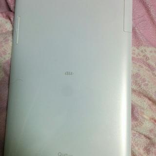 Qua tab(キュア タブ) 01 タブレット 京セラ