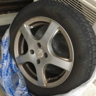 175/65R15 スタッドレスタイヤ 4本セット ミニクーパー