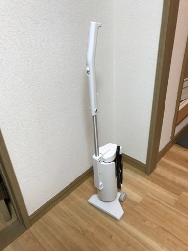 無印良品 サイクロン式スティッククリーナー (掃除機)の画像