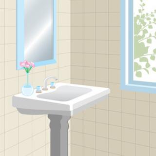 大阪府松原市 洗面台・洗濯機の防水パンの排水管つまりのご依頼なら
