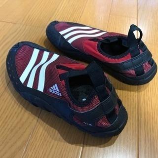 美品☆送料無料  adidas OUTDOOR  シューズ