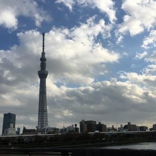 12/31 30代・40代 浅草→スカイツリーパワースポット...