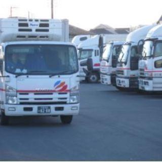 4tゲート冷蔵トラックドライバー 医薬品配送