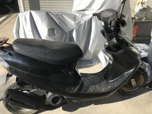 原付バイク キムコ ZR移植