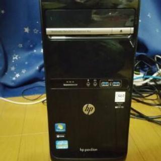 格安HPi5ゲーミングパソコンwin10 GTX1050Ti