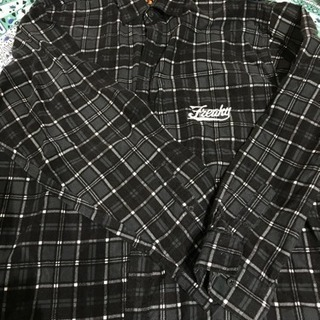 メンズ秋冬用シャツ