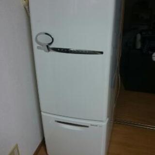 おしゃれ冷蔵庫(故障品)