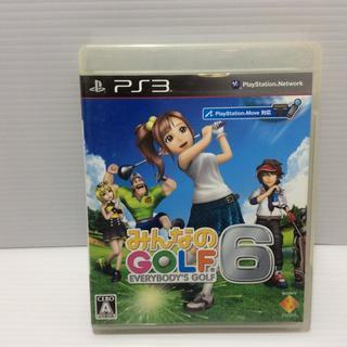 PS3 みんなのゴルフ6