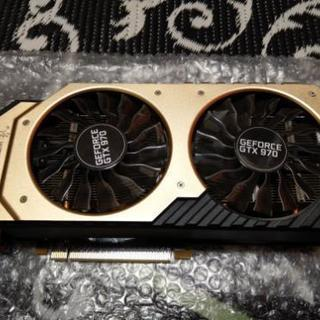 Geforce GTX970 中古品 正常動作