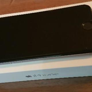 iPhone6 ブラック 16Gb ソフトバンク 超美品 - 値...