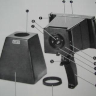 CRTカメラ(新品・未使用・箱入り・取説書有り)