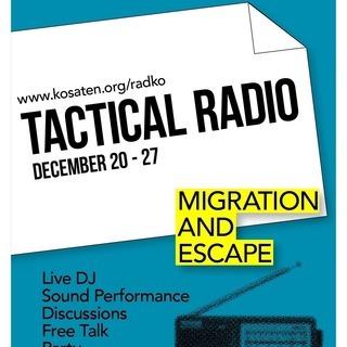 Tactical Radio RADKO FM - 移住と逃亡