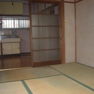 短期賃貸 京都駅15分 南区 下町アパート 1.2階 日割り家賃800円でok - 京都市
