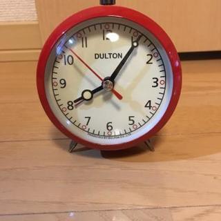 【美品】ダルトン目覚まし時計