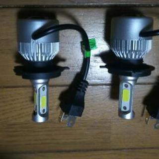 LEDヘッドライトH4新品値下げいたしました!