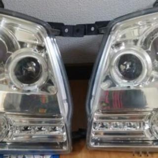 ワゴンR MH21S ヘッドライト