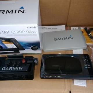 ガーミンGPS魚探 echoMAP CHIRP 94SV 輸入品 英語板
