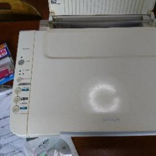 エプソンプリンタ PX-401A 複合機 インク付 ジャンク扱