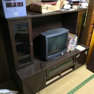 大型テレビボード