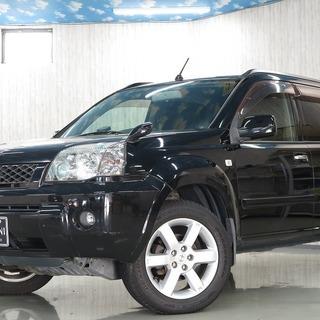 【誰でも車がローンで買えます】H17 エクストレイル Xtt 黒 ...
