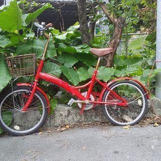 中古自転車を販売しております。