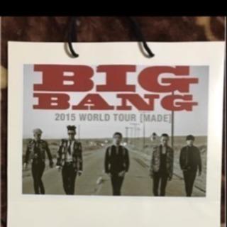 BIGBANG/MADEタイプ 紙袋 ★5枚セット★