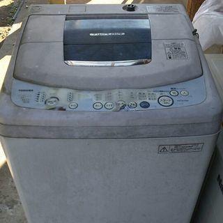 無料!ジャンク品洗濯機