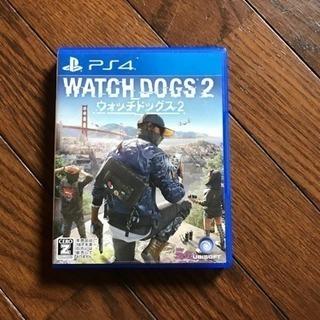 PS4ウォッチドッグス2